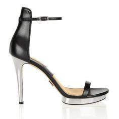 Michael Kors Doris leather sandals