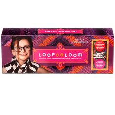 Loopdeloom™ Weaving Loom Kit