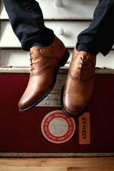 Leather Mix | Men's Fashion | Shoe Craze