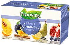 Gyümölcstea Variációk I. #pickwick #tea