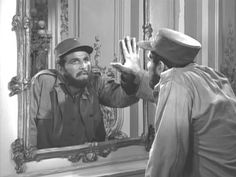 """The Mirror"" (SS 3 Ep A mirror allows a tyrant to see the faces of his enemies. Fantasy Tv, Fantasy Movies, Best Tv Shows, Favorite Tv Shows, Twilight Zone Series, Science And Superstition, Best Television Series, Peter Falk, Night Gallery"