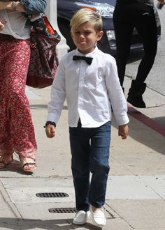 Gwen Stefani can dress my kids