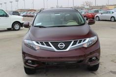 2014 Nissan Murano LE AWD LE 4dr SUV SUV 4 Doors Red for sale in Wichita, KS Source: http://www.usedcarsgroup.com/new-nissan-for-sale