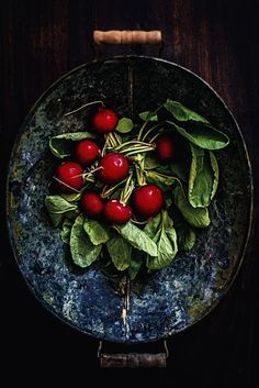 food styling black messy - Google Search