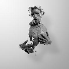 Portrait of Julian. Alejandro Maestre