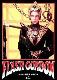 Flash Gordon Italian character posters Random movie poster (Not from the Italian character poster selection): Of course, this. Movie Poster Art, Film Posters, Fiction Movies, Science Fiction, Ornella Muti, Flash Gordon, Movie Marathon, Girls Characters, Villain Characters