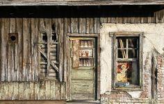 Marqués par la vie - construit par Marcel Ackle: 4,80 Tutorial - échelles de la moitié relief