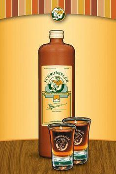 Tilburg's liquor Schrobbeller #Tilburg #Alcohol