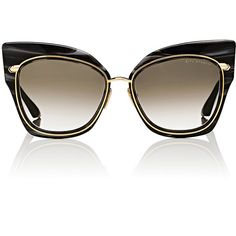 6f07ee8291f1 Dita Women s Stormy Sunglasses (€485) ❤ liked on Polyvore featuring  accessories