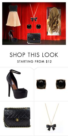 """""""Ricky Weaver (3)"""" by fancyketchup ❤ liked on Polyvore featuring Steve Madden, Mimco and Chanel"""