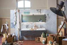 Schweizerbad, Scenery Design: GUSTAVE  #Installation #Setup #Ceramics #Wood