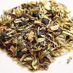 New Photos! Aquarius Organic Loose Leaf Tea Blend by AstroloTea®