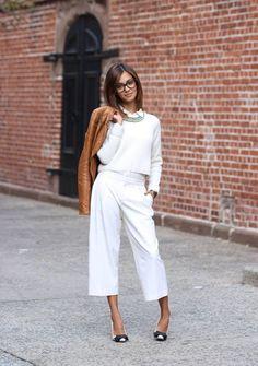 Confira dicas de como usar a calça pantacourt!