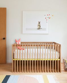 Modern and Sophisticated Baby Nursery - Petit & Small