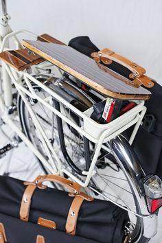 Littleford Custom Bike with Cargo Storage