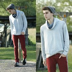 The hipster by Clément Lasserre via Lookbook. | boys should start wearing something simple yet attractive like this.