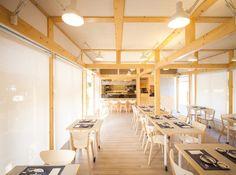 Restaurante NiGiRi,Cortesia de Junsekino Architect And Design