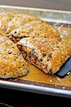 Chocolate Chip Pecan Buttermilk Scones7