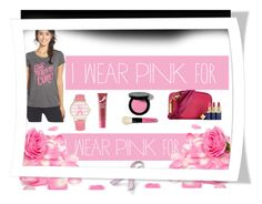 """""""pink"""" by tobashi-12 ❤ liked on Polyvore featuring Bling Jewelry, Bobbi Brown Cosmetics, Origins, Olivia Pratt and Under Armour"""