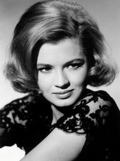 Studio headshot portrait of American actor Angie Dickinson, wearing a black lace blouse. Get premium, high resolution news photos at Getty Images Old Hollywood Glamour, Vintage Hollywood, Hollywood Stars, Classic Hollywood, Vintage Glamour, Vintage Beauty, Divas, Hollywood Actresses, Actors & Actresses