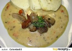 No Salt Recipes, Bon Appetit, Cheeseburger Chowder, Hummus, Food And Drink, Menu, Soup, Ethnic Recipes, Menu Board Design