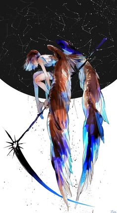 """- """" The Effective Pictures We Offer You About summer trends A quality picture can tell you many th - Anime Angel, Art Anime Fille, Anime Art Girl, Manga Art, Fish Drawings, Cool Drawings, Inspiration Art, Art Inspo, Art And Illustration"""
