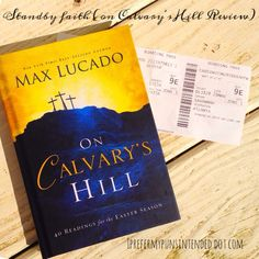 Another great book by Max Lucado.