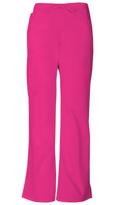 18beed985c5 86206PHPKZ: Petite Missy Fit Mid-Rise Drawstring Pant in Hot Pink. Starts at