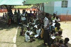 Congo: MSF trata a 40.000 personas de malaria en la provincia de Katanga