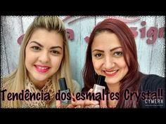 #Programa Ana Design com Adriana Mancini Tendencias do Esmalte Crystal d...