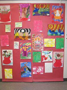 That Little Art Teacher: 2012 Art Show