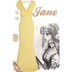 """Jane"" by alyssa-eatinger on Polyvore"