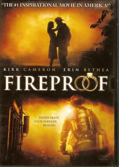 A great movie for Christian men - let's keep our marriages fireproof!