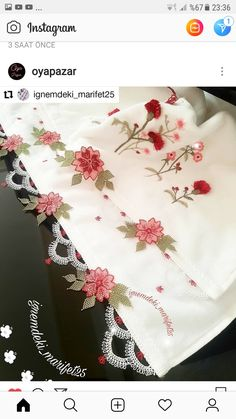 Needle Lace, Filet Crochet, Elsa, Model, Decor, Crochet Leaves, Manualidades, Decoration