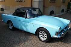 Sunbeam Tiger - Woowmotors Year Of The Tiger, Cool Cars, Classic Cars, Vintage Classic Cars, Classic Trucks