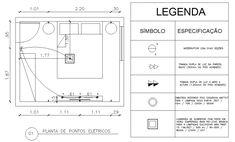 paradesigners – Rayane Magalhães Para Designers: Como Fazer Planta de Pontos Elétricos