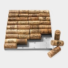 Instead of bringing a bottle of wine, bring a gift that can be used after the wine is gone. Cherish special moments and special wines by inserting up to 36 corks into this functional and stylish trivet base. (MoMA Store, $48)
