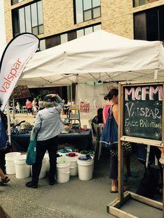 Mill City Farmers Market. Photo: Courtesy of Rita Farmer Photography