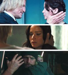 Can we take a moment to appreciate the fact that he finally hugs Katniss.