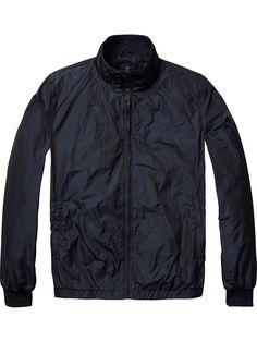 Mini Patterned Jacket | Jackets | Men Clothing at Scotch & Soda
