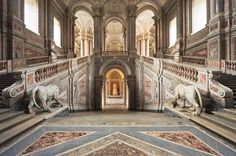 Star Wars Filming Locations Photos   Architectural Digest ...... The palace's interiors were filmed in Italy's Palace of Caserta.
