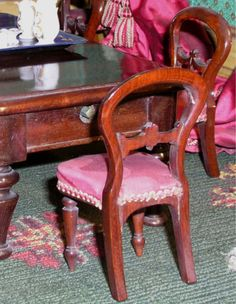 Rigg Doll's House - Table and Chairs