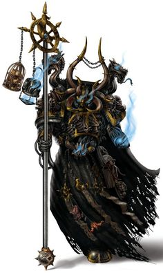 Warhammer 40k Art, Warhammer Fantasy, Chaos 40k, Thousand Sons, Pen And Paper, Paper Art, The Grim, Space Marine, Geek Culture
