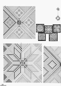 Crochet: PATRONES muy bonito para cortinas
