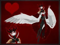 Haroth Auction: Queen of hearts [Closed] by Aivomata