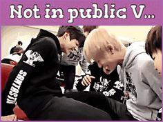 No en publico V jaja