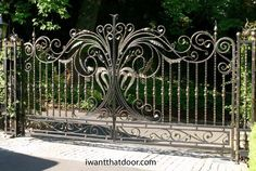 Universal Iron Doors Inc.  Iron Gates   ..rh