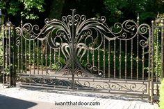 Universal Iron Doors Inc. Iron Gates