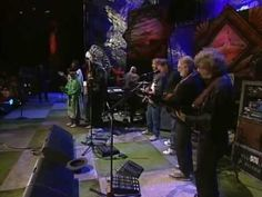 Willie Nelson - Will the Circle be Unbroken, Amazing Grace and Uncloudy Day (Live at Farm Aid 1998)
