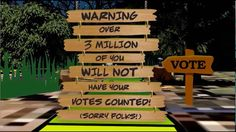 """The Ballots in the Electoral """"Dumpster"""""""